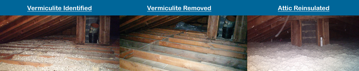 Zonolite Removal Services Advice Regarding The Removal